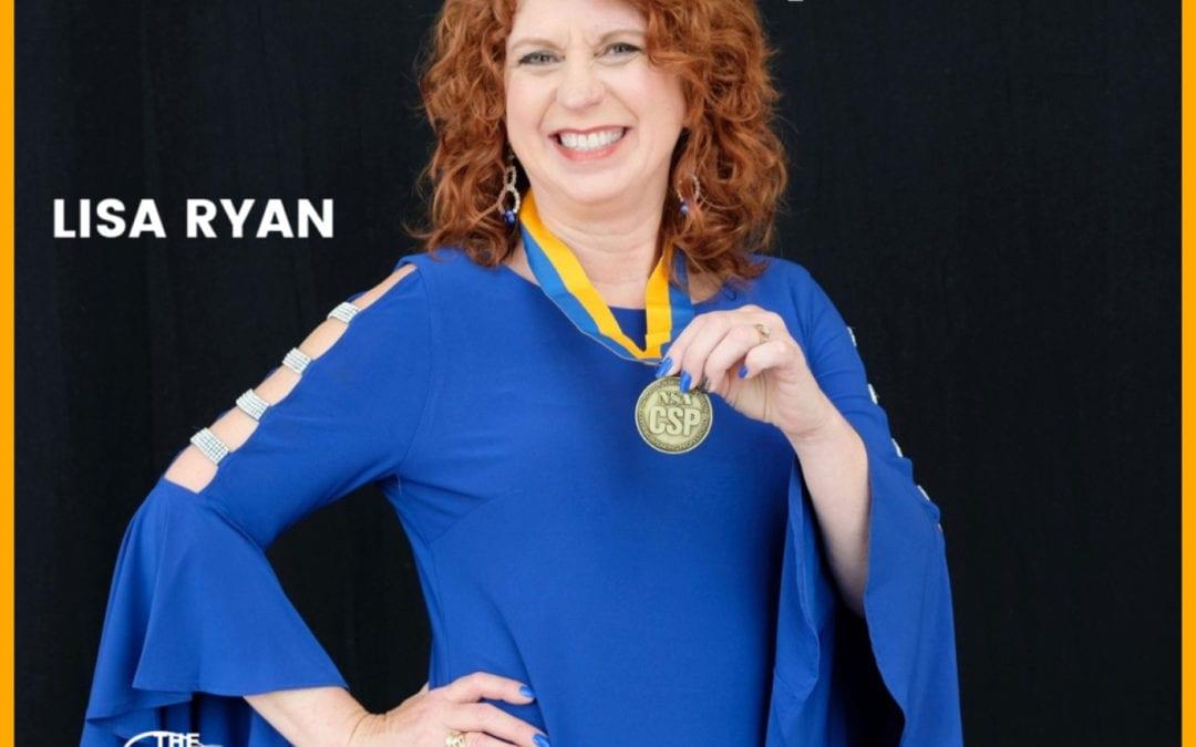 10: Lisa Ryan | Becoming a Paid On-Demand Speaker