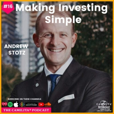 16: Andrew Stotz | Making Investing Simple