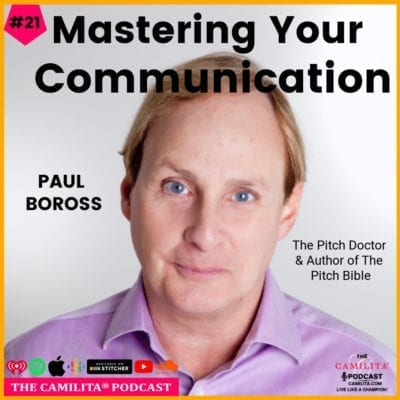 21: Paul Boross | Mastering Your Communication