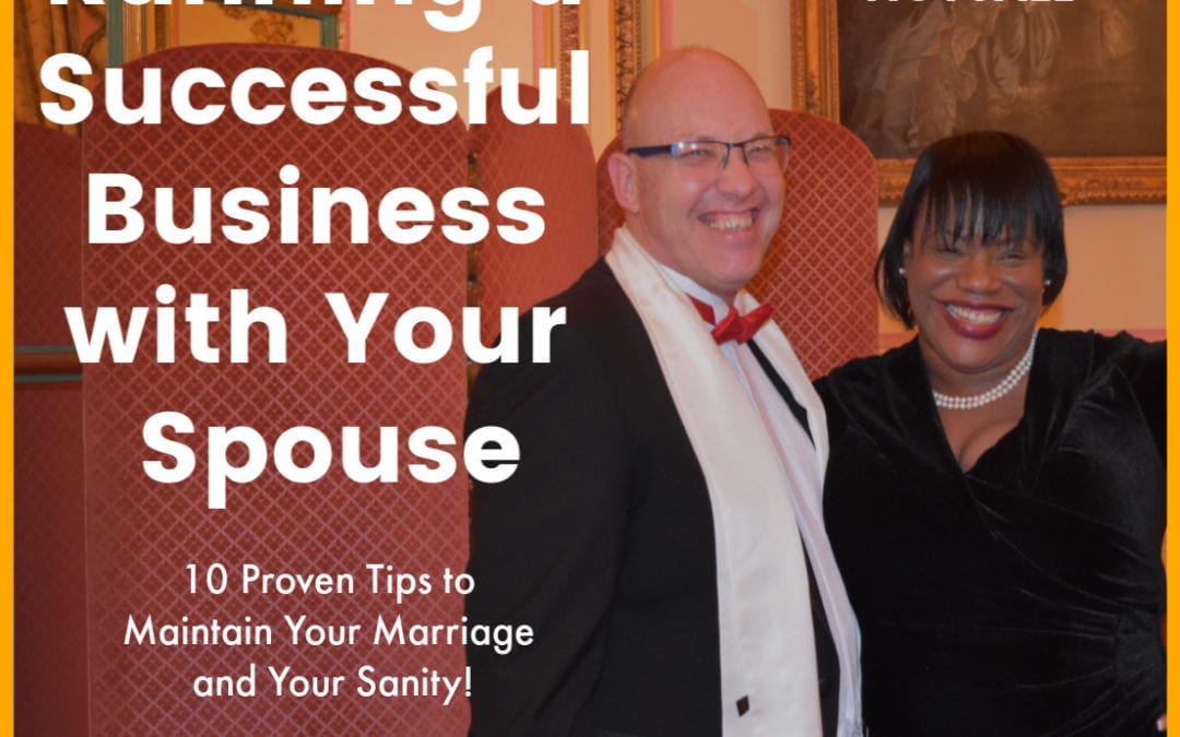 33: Camilita & Andrew Nuttall | How to Run Multiple Businesses Successfully with Your Spouse